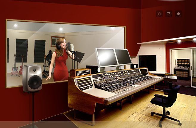 Как сделать запись в студии 492