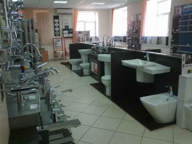 Бизнес план магазина сантехники