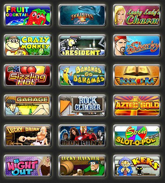 эмуляторы игровых автоматов играть