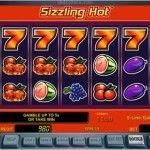 игровые автоматы sizzling hot