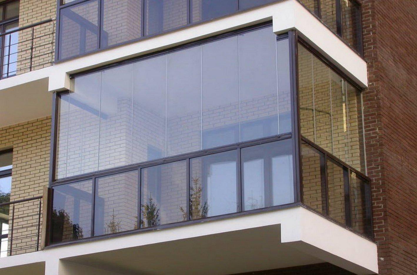 Организация бизнеса по остеклению балконов.