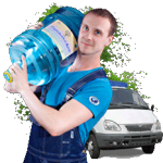бизнес доставка воды