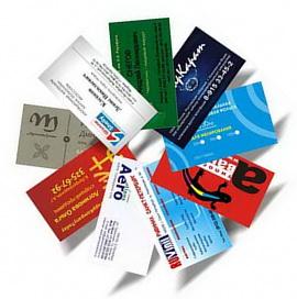 Бизнес идея — изготовление визитных карточек