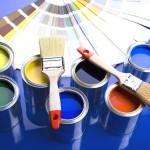Бизнес идея: продажа строительных красок