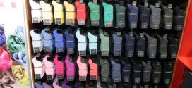 Идея для бизнеса: специализированный магазин носков