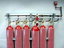 Бизнес идея: установка автоматического газового пожаротушения