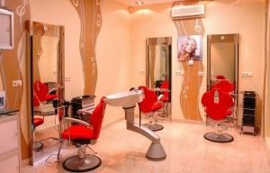 бизнес парикмахерская