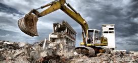 Бизнес на демонтаже зданий
