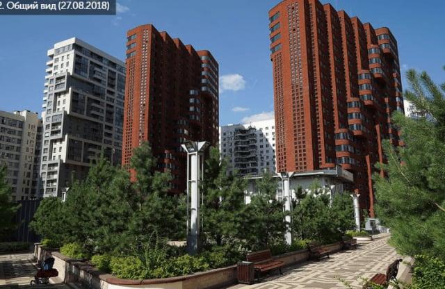 покупка четырехкомнатной квартиры в Москве