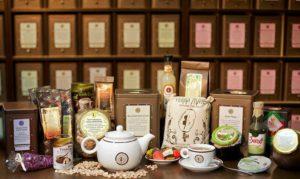 Бизнес на продаже чая