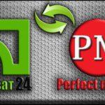 обмен Perfect Money на Приват24
